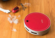 Robot Vacuum Cleaner for Cat Hair