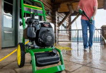 Electric Pressure Washer Lowes